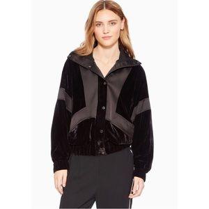 ☃️👯♀️HOST PICK⚡️ Parker NY Hollis Velvet Jacket